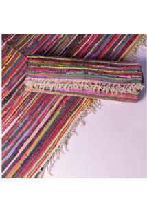 Tapete Cananor Cor: Multicolorido - Tamanho: Único