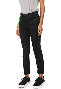 Calça Sarja Calvin Klein Jeans Skinny Color Preta