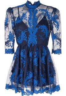 Alice Mccall Honeymoon Playsuit - Azul