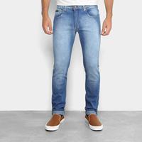 8c7224e25 Calça Jeans Skinny Calvin Klein Estonada Masculina - Masculino-Jeans