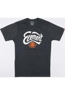 Camiseta Element Walder Masculina - Masculino