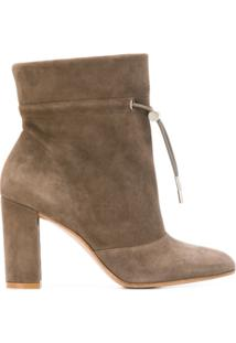 Gianvito Rossi Ankle Boot - Cinza