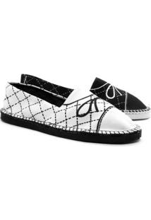 Alpargata Shoes Inbox Cupcakes Classics Black And Feminina - Feminino-Preto