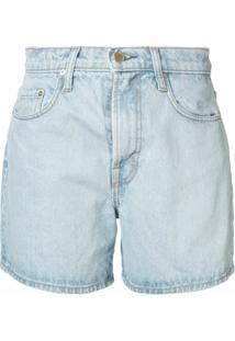 Nobody Denim Short Jeans 'Stevie' - Azul