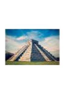 Painel Adesivo De Parede - Pirâmide - 637Pnp