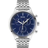 65265b04fd9 Relógio Hugo Boss Masculino Aço - 1513653