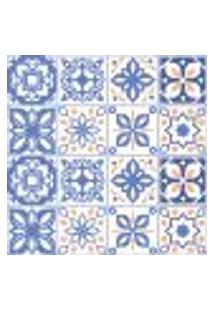 Adesivo De Azulejo - Ladrilho Hidráulico - 332Azpe