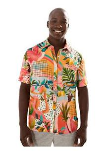 Camisa Mangueira Uni