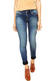 4d7f4e7edf ... Calça Jeans Colcci Skinny Bella Azul