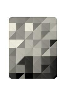Tapete Love Decor Sala Wevans Monochrome Triangle Único
