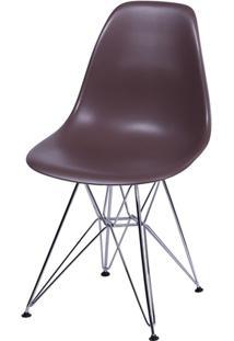 Cadeira Eames Dsr Café