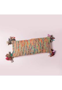 Capa De Almofada Calicut Cor: Multicolorido - Tamanho: Único