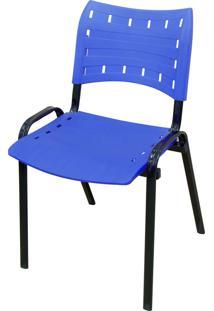 Cadeira Isomix Preto/Azul Açomix