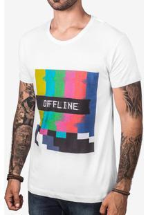Camiseta Off-Line 103245