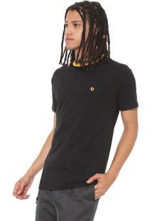 Camiseta Iódice Básica Preta