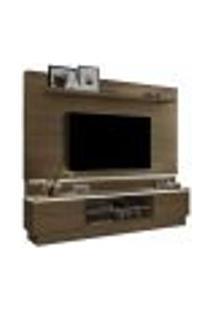 Rack E Painel Para Tv 75 Polegadas London Amendoa Lpa Milani Store