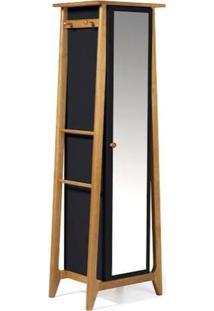 Armário Multiuso Stoka Preto - Tommy Design