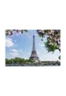 Painel Adesivo De Parede - Torre Eiffel - Paris - 829Pnp