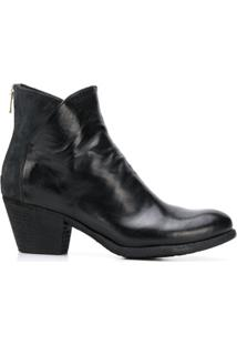 Officine Creative Giselle Ankle Boots - Preto