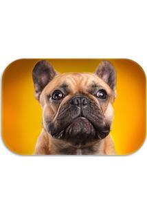 Tapete Decorativo Wevans Dog 40Cm X 60Cm Amarelo - Amarelo - Dafiti