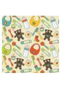 Papel De Parede Autocolante Rolo 0,58 X 5M Baby 175078670
