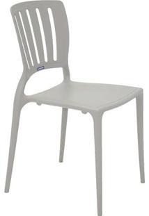 Cadeira Sofia- Off White- 82,5X44,5X53Cm- Tramontramontina