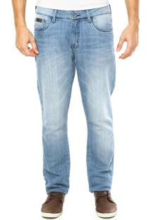 Calça Jeans Forum Azul