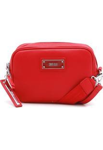 Bolsa Santa Lolla Monograma Vermelha