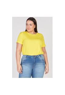 T-Shirt Cropped Elegance