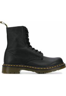 Dr. Martens Ankle Boot Clássica - Preto