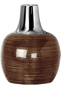 Vaso Decorativo Aluminium Ii Terra