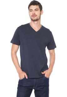 Camiseta Yacht Master Gola V Azul-Marinho
