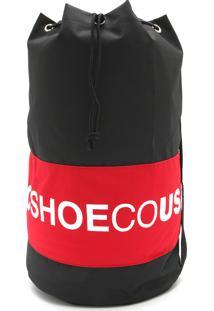 Mochila Dc Shoes Plop Sack Preta