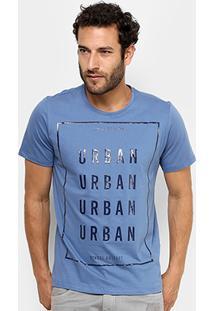 Camiseta Kohmar Urban Gel Masculina - Masculino