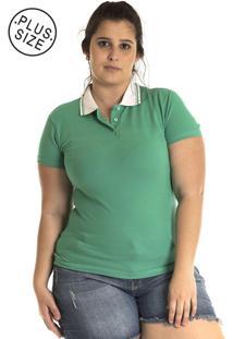 Camisa Polo Konciny Plus Size