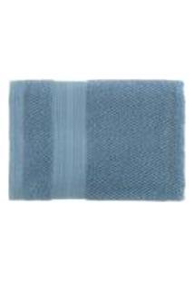 Toalha De Banho Karsten Fio Cardado Empire Azul Crepusculo