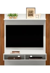 Painel Home Theater Linea Capri Smart Tv 42 Cacau