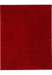 Tapete Classic- Vermelho- 150X100Cm- Oasisoasis