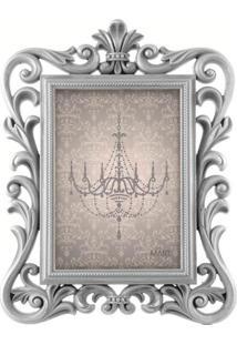 Porta Retrato Mart Eleonore 6408 13X18 Prata