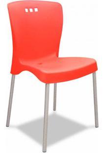 Cadeira Mona Vermelho