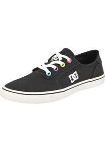 Tênis Dc Shoes Gatsby Preto