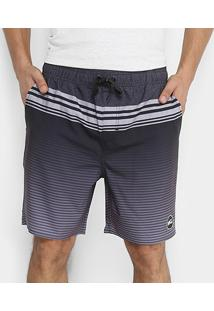 Bermuda Wg Volley Stripes Masculina - Masculino