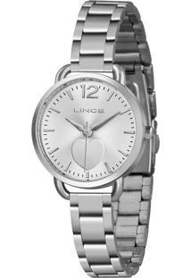 Kit Relógio Feminino Lince Lrmh120L-Kx10S2Sx Analógico 5Atm + Pulseira