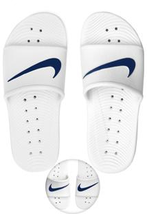 Chinelo Nike Sportswear Kawa Shoer Branco