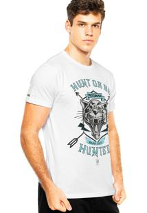 Camiseta Pretorian Hunt Branca