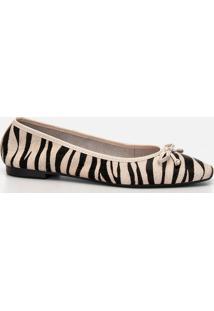 Sapatilha Feminina Milano Zebra 11859