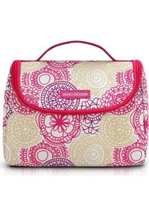 Bolsa Térmica Jacki Design My Lolla Pink - Tricae