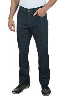Calça Jeans Masculina Azul