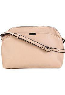 Bolsa Pagani Mini Bag Feminina - Feminino-Bege