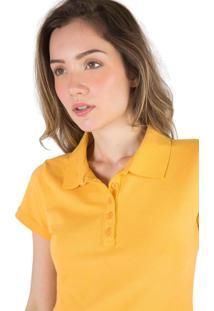 Ir para a loja  Polo Básica Amarelo 921dbd0e57374